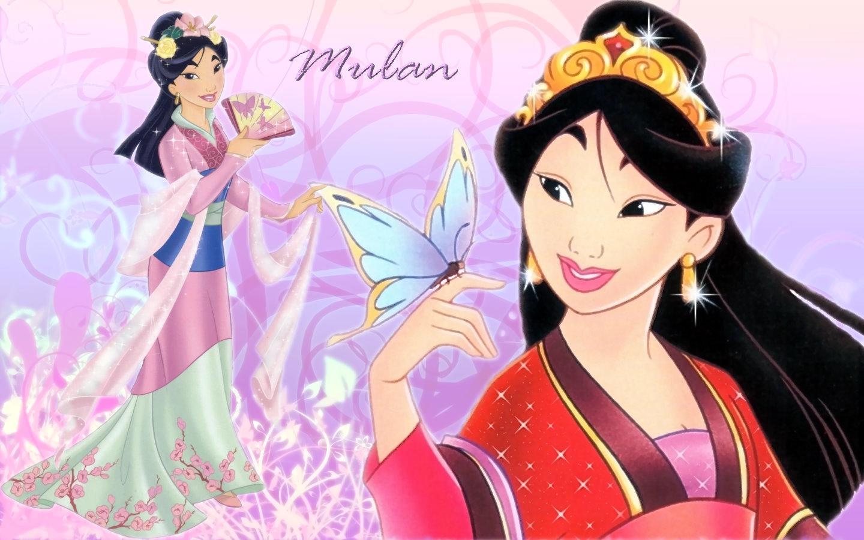 13 disney princess mushu mulan characters wallpaper - Princesse mulan ...