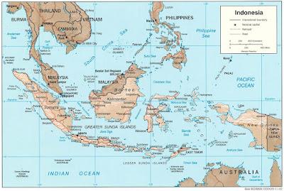 5 Pulau Terbesar di Indonesia Yang Berpenghuni