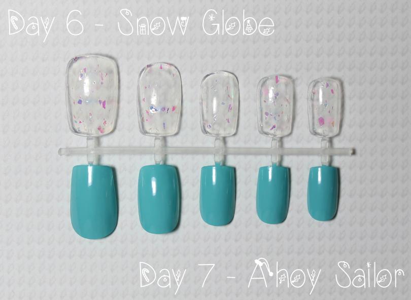 ciate snow globe and ahoy sailor