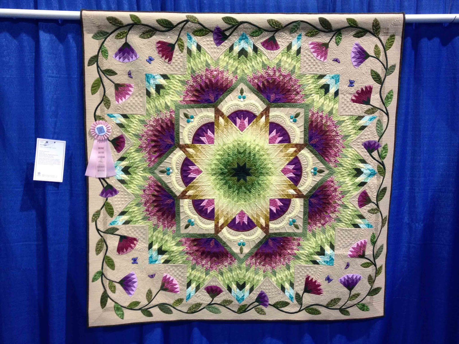 Sewing Quilt Gallery Bloggers Quilt Festival