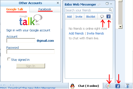how to invite friends in gmail chat