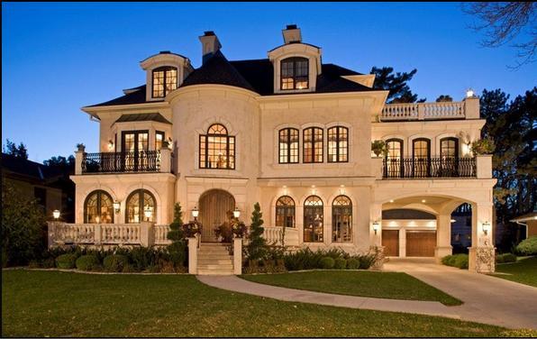 Fachadas casas modernas fotos de fachadas de casas de campo for Casa moderna en el campo