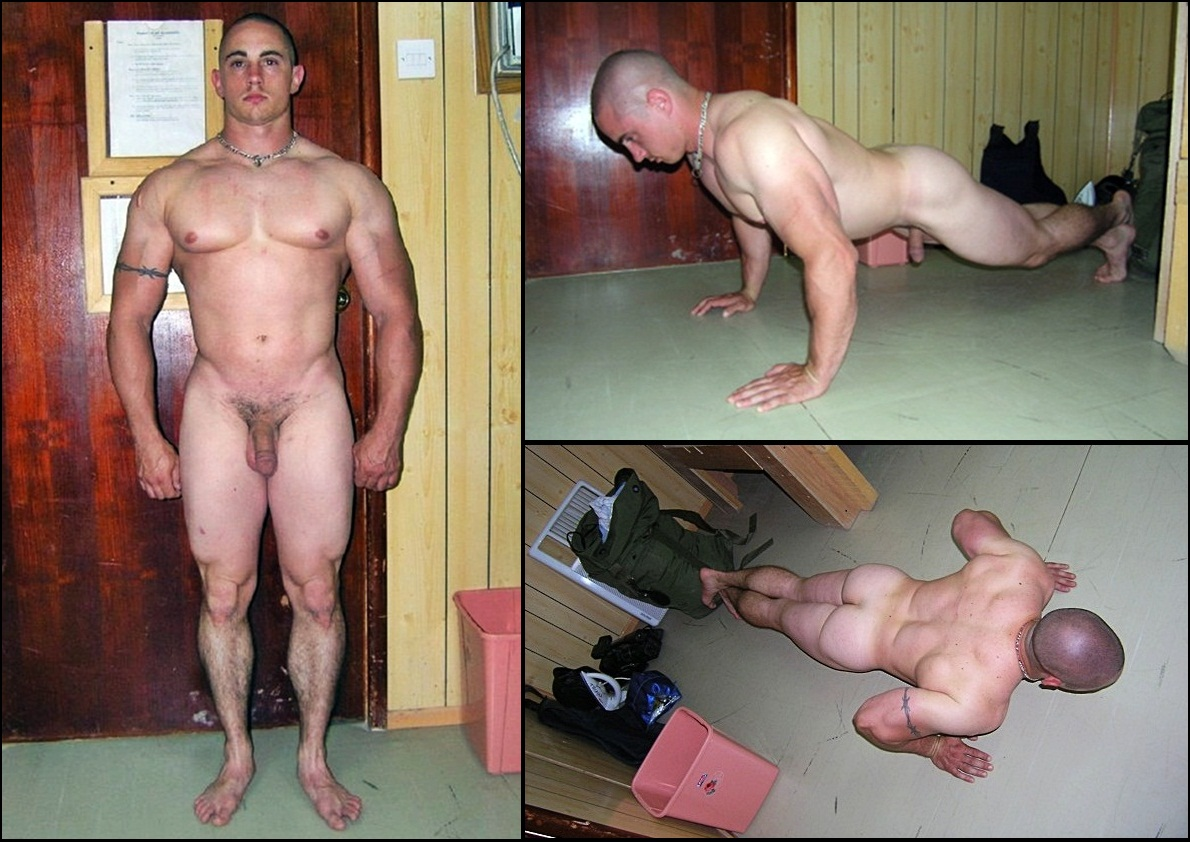 Nude Hot Gay Military Men