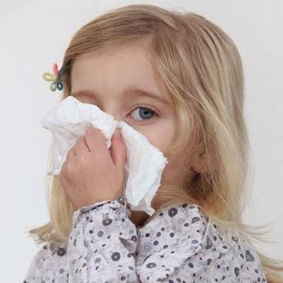 Cara ampuh atasi flu pada anak