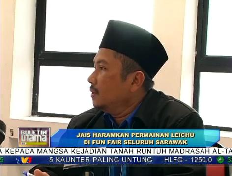LeiChu Diharamkan Islam