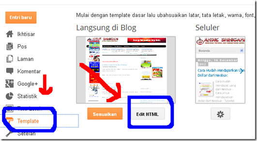 New Ways to Install Meta Keyword and Description of the Blog