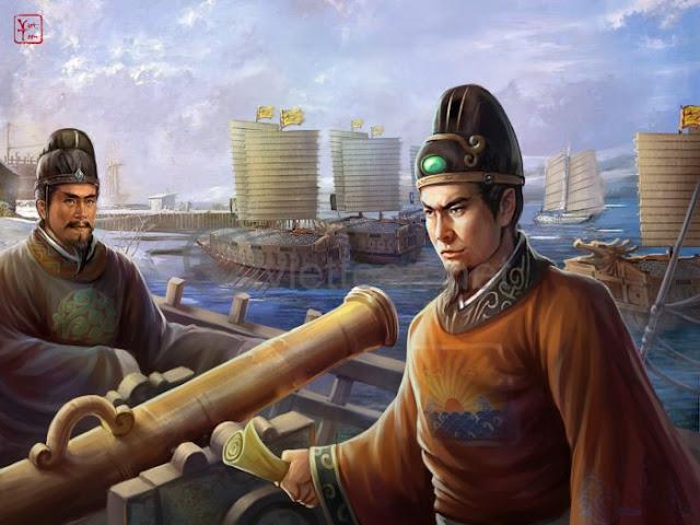 Ho+Qui+Ly+ +Ho+Dang+Trung [Photo] Bộ ảnh lịch sử Việt Nam anh hùng