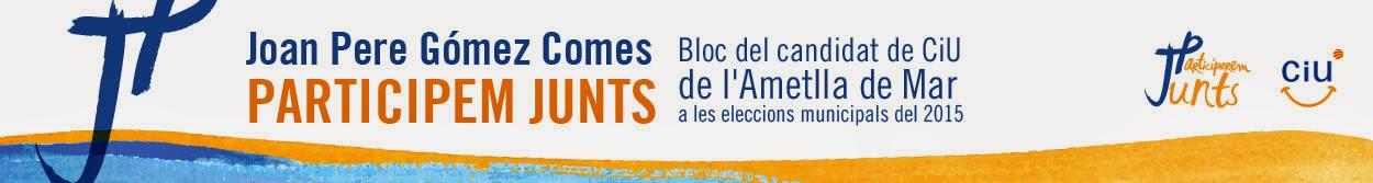 El Bloc d'en Joan Pere Gómez Comes