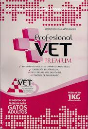 Profesional Vet Premium para gatos