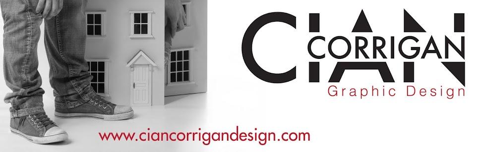Cian Corrigan Graphic Design