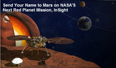 Next Red Planet Mission, InSight