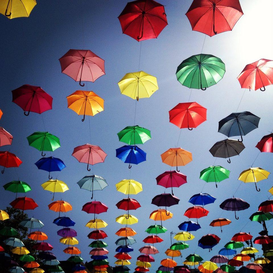 Paraguas con estilo dreams of my little world - Tela de paraguas ...
