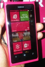 Nokia Lumia 800 Windows Phone 8MP