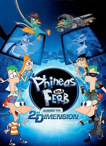 Picture of Phineas and ferb across the 2nd dimension - #6