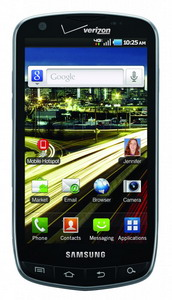 Samsung's First 4G LTE-enabled Android smartphone for Verizon announced at CES 2011