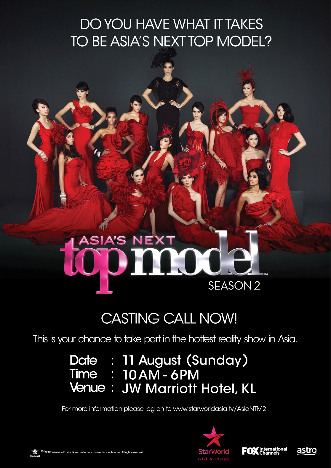 Dating show casting calls 2013