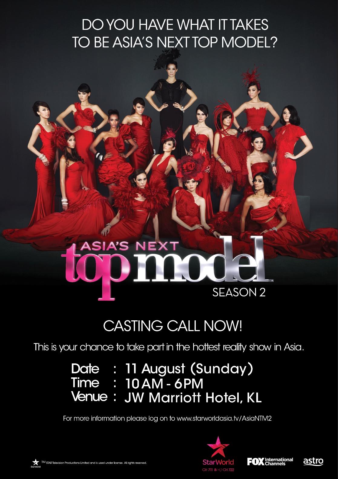 Asia's Next Top Model Season 2