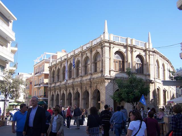 Venedik Locası; Heraklion