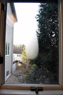 window moisture