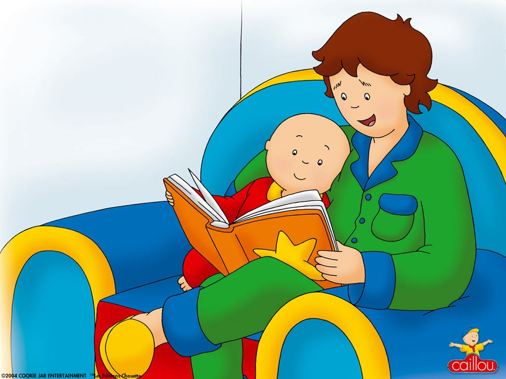 Caillou Cartoon YouTube