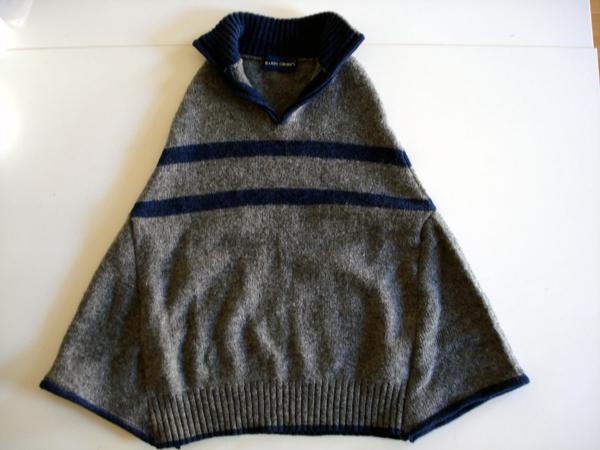 A zonzo per idee riusare un maglione per uno scaldaspalle - Parcheggiano davanti casa cosa si puo fare ...