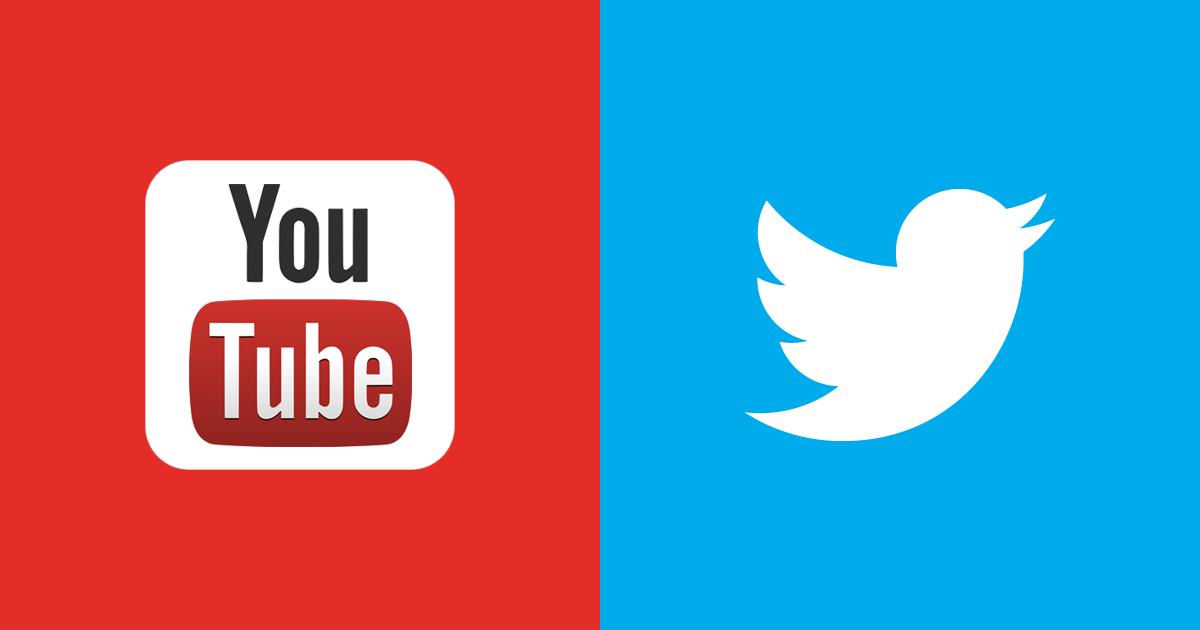 إضافة منشورات تويتر ويوتيوب بسهولة داخل موضوعات مدونتك