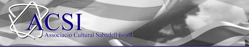 ACSI _Associació Cultural Sabadell Israel_
