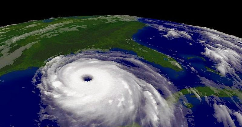 hurricane model science experiment