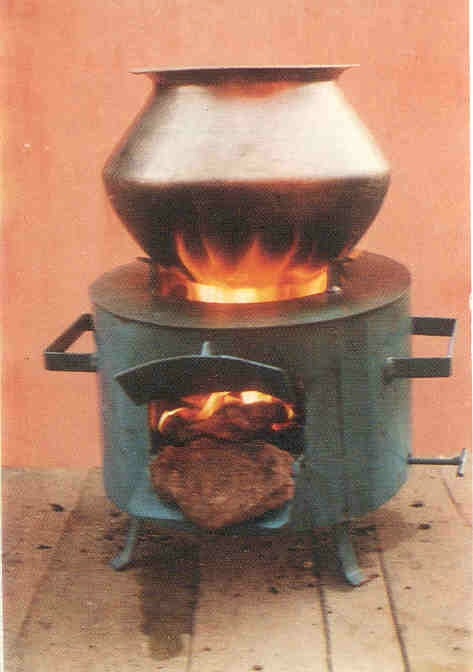 Tandoor Clay Oven