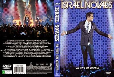 Israel Novaes Ao Vivo em Goiânia DVDRip XviD 2014
