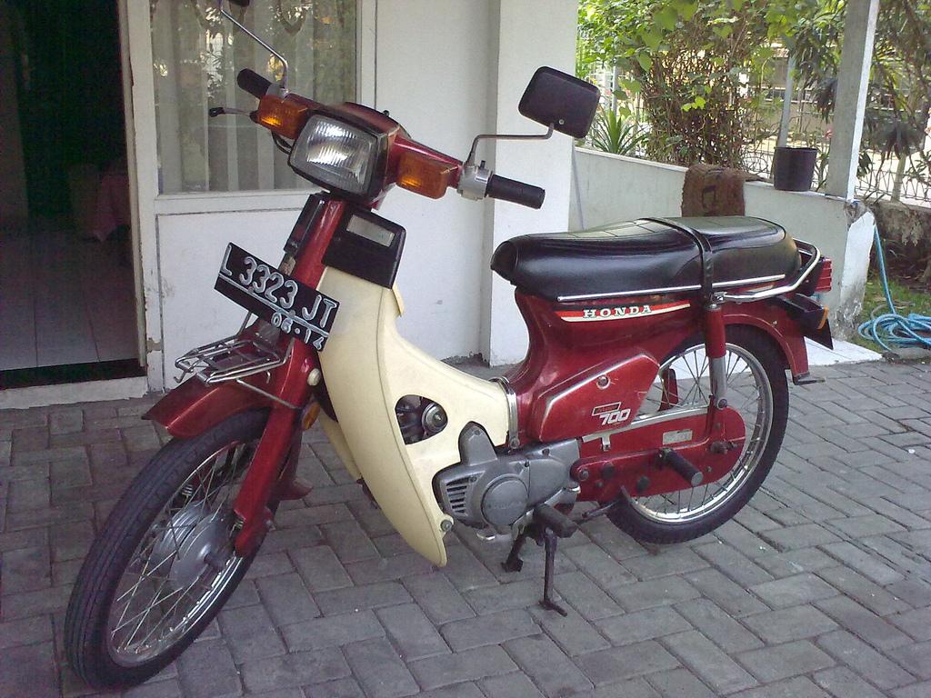 90 Gambar Motor Honda Fame Terupdate Tales Modif Super Cub Wiring Diagram Sambal Bawang Kang Adi Tentang 2 Dari Astrea 700 Sampai