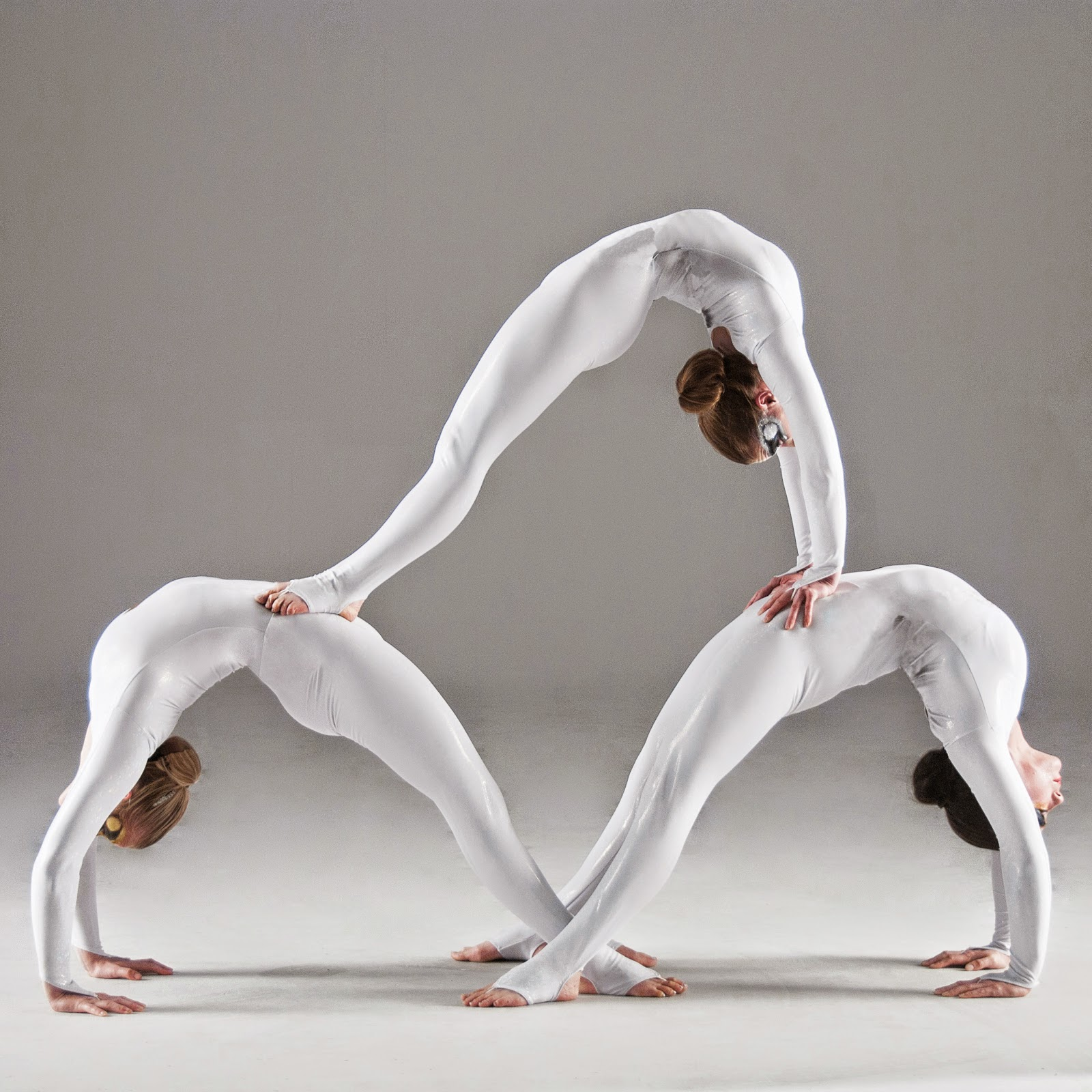 Contortion Art in Pictures