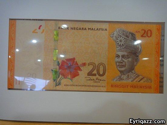 Wang kertas baru RM20