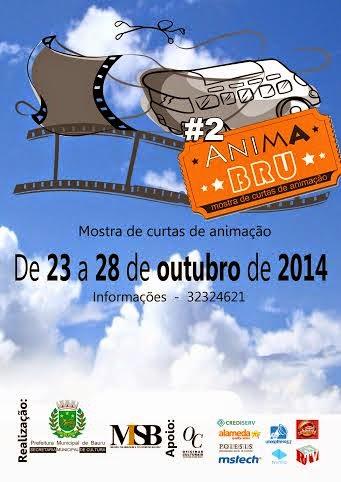 """DESENHO ANIMADO """"UM DIA DE GAT """" FESTIVAL DE CINEMA DE BAURU SP"""