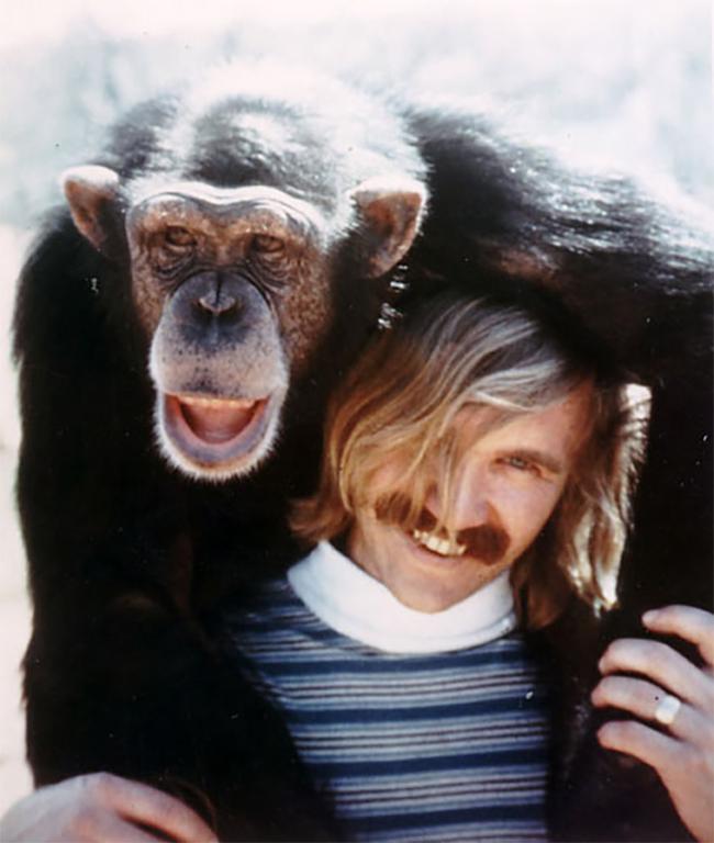 washoe chimpance
