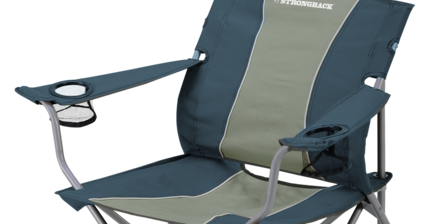 HomeImprovement News: The Camping Chair That Supports Your ...