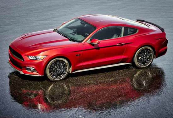 2018 Ford Mustang News and Specs
