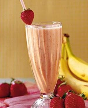 Batidos con hielo picado bebida batidos refresco zumos - Batidos de frutas ...