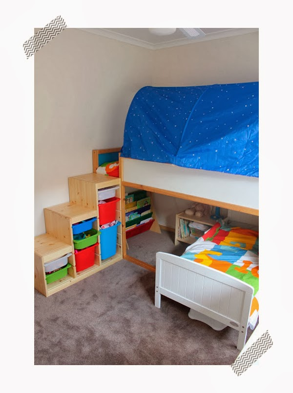 El petit calaix buscando ideas dormitoroi infantil - Cama infantil ikea ...