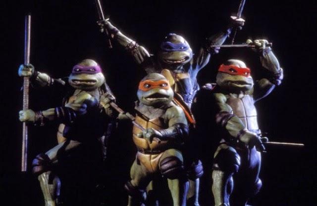 Película Tortugas Ninjas 1990