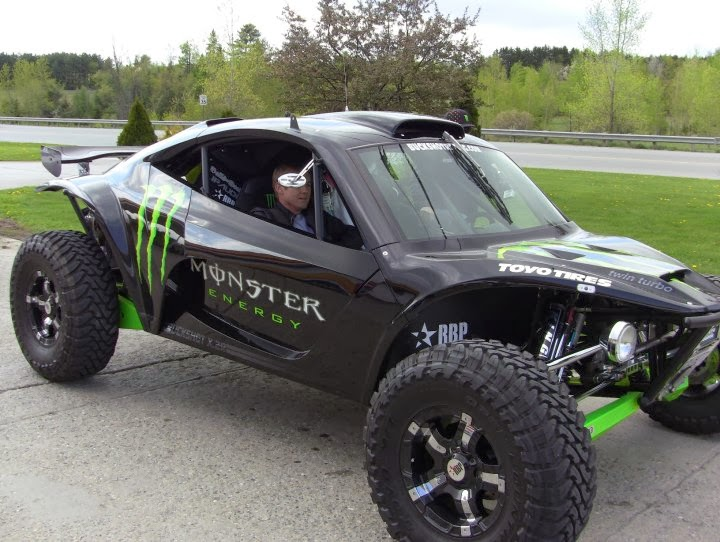 Buckshot Racing X2r Welcome