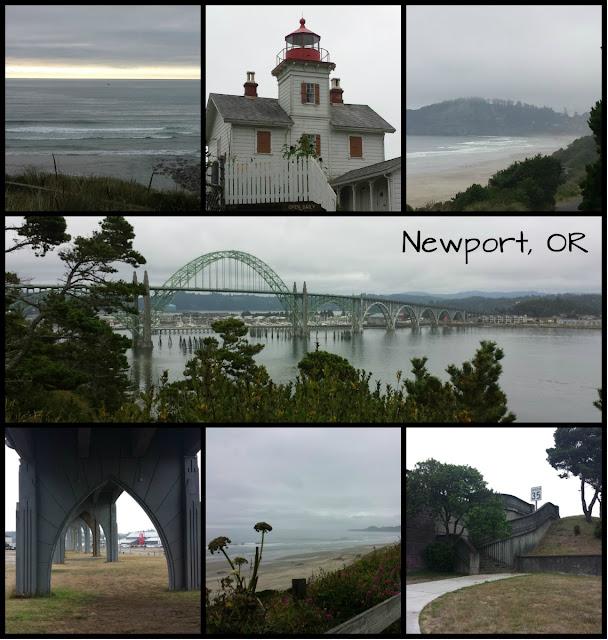 Newport run