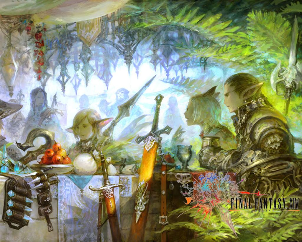 Final Fantasy HD & Widescreen Wallpaper 0.277486420104764