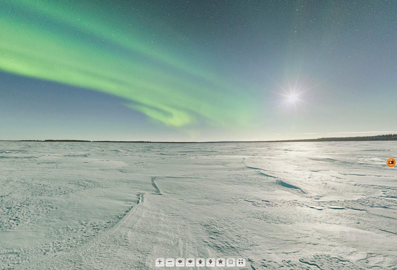 polar night tour
