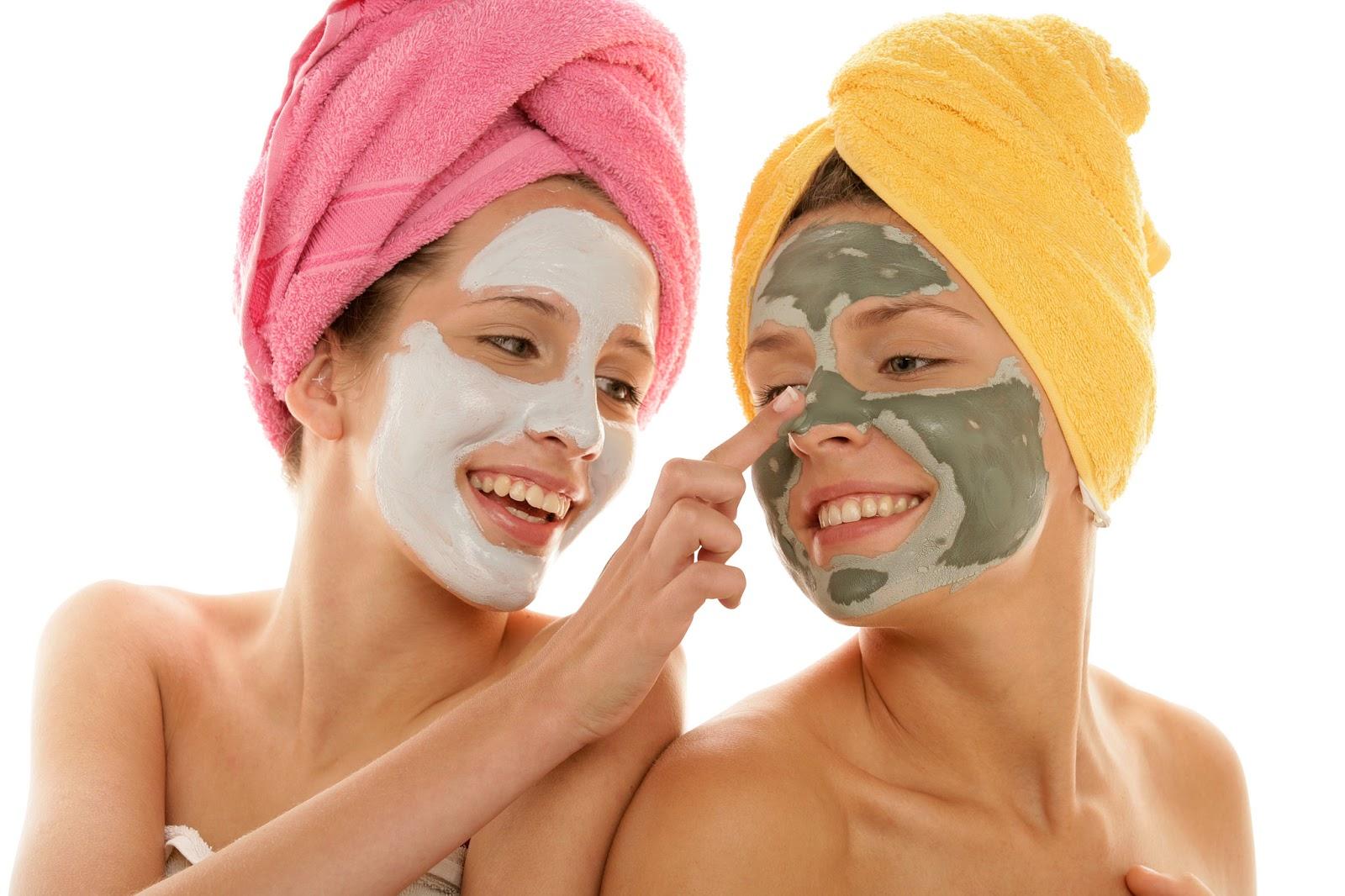 Домашние маски против воспалений на лице в домашних условиях