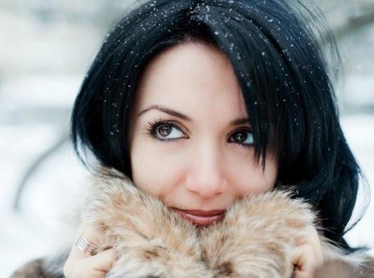 كيف تعتنى بشعرك فى فصل الشتاء