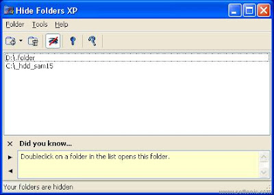 Hide Folder XP 2.9.8.435 With Serial