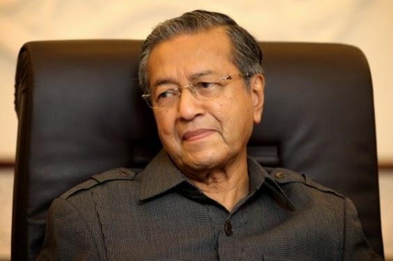 Tahaluf Siyasi Mahathir Perlu Tutup Mulut