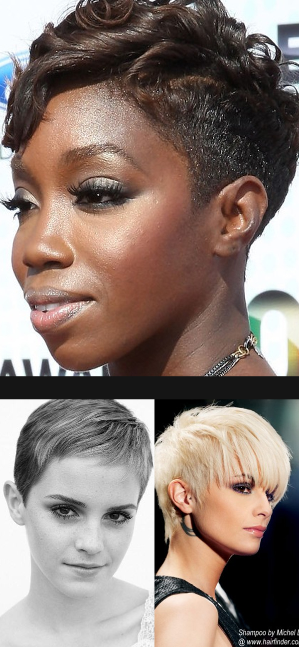 how to cut your own pixie cut