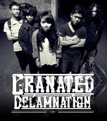 Cranated Delamnation Band Metalcore Yogyakarta Foto Logo Cover Artwork Wallpaper